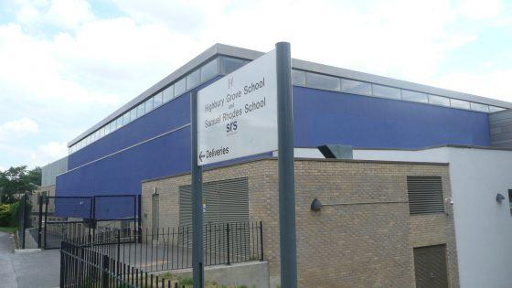 Aberdeen Lane, Islington, N1