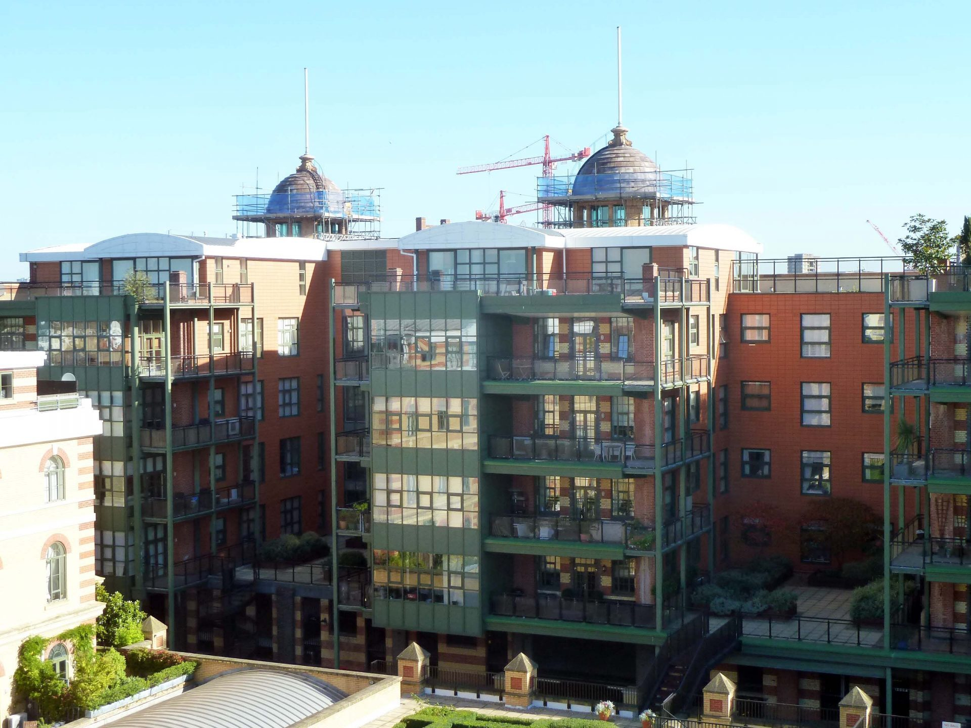 Harrod's Village Estate, Barnes, London, SW13 - Base ...